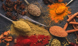 Health benefits of four spices that we often use