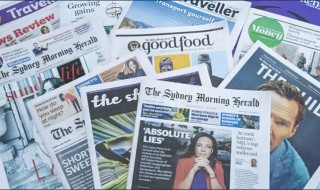 How does the morning news affect your health?