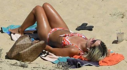 Dangerous substance found in sunscreens